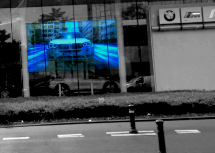 BMW Martin Motors