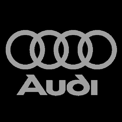 Logo Audi Grey 512