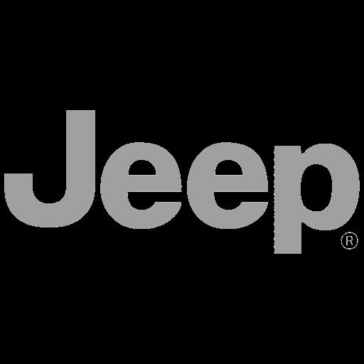 Logo Jeep Grey 512