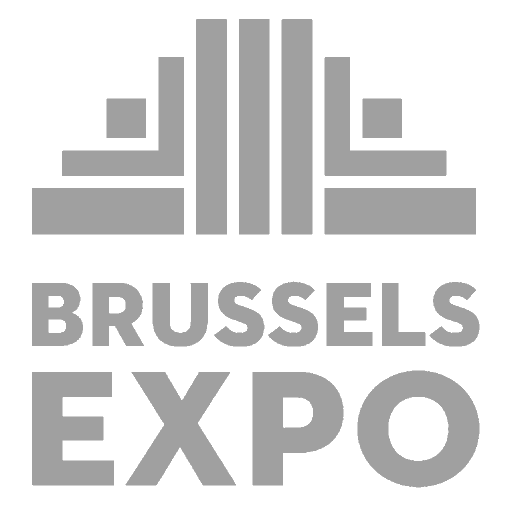 Logo Brussels Expo Grey 512