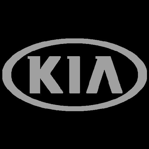 Logo Kia Grey 512
